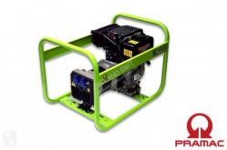 Pramac E4500 230V 3.9 kVA construction
