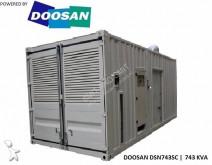 Doosan DP222LB - 743 KVA - SNS1029 construction