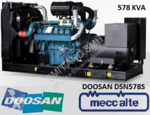 Doosan generator construction