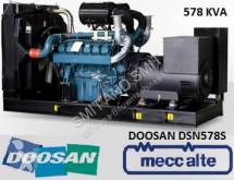 Doosan DP158LD - 578 KVA - SNS1031 construction