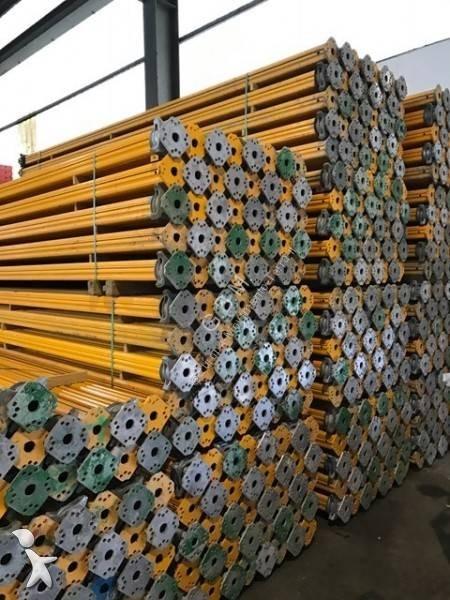 Peri Aluprop - puntelli in alluminio (aluminium props) construction