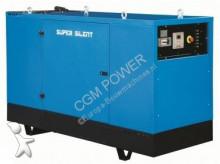 строителна техника nc 30F - Iveco 33 Kva generator