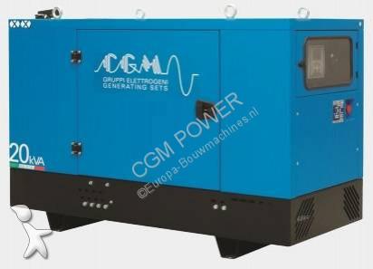 Voir les photos Matériel de chantier nc 33Y - Yanmar 36 kva generator stage IIIA / CCR2