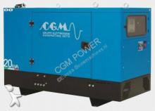 matériel de chantier nc 41Y - Yanmar 45 kva generator stage IIIA / CCR2