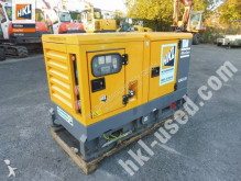 Atlas Copco QAS 20 KDS construction