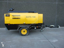 Atlas Copco XATS 156 DD - N construction