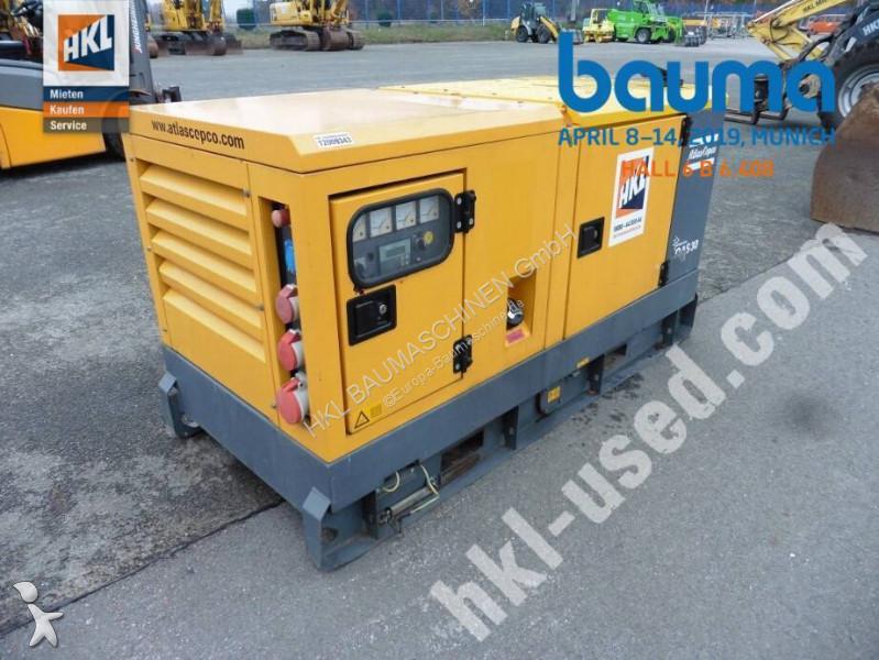 Atlas Copco QAS 30 KDS Baustellengerät
