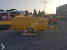Atlas Copco XAS 160 construction