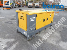 Atlas Copco QAS 30 KDS construction