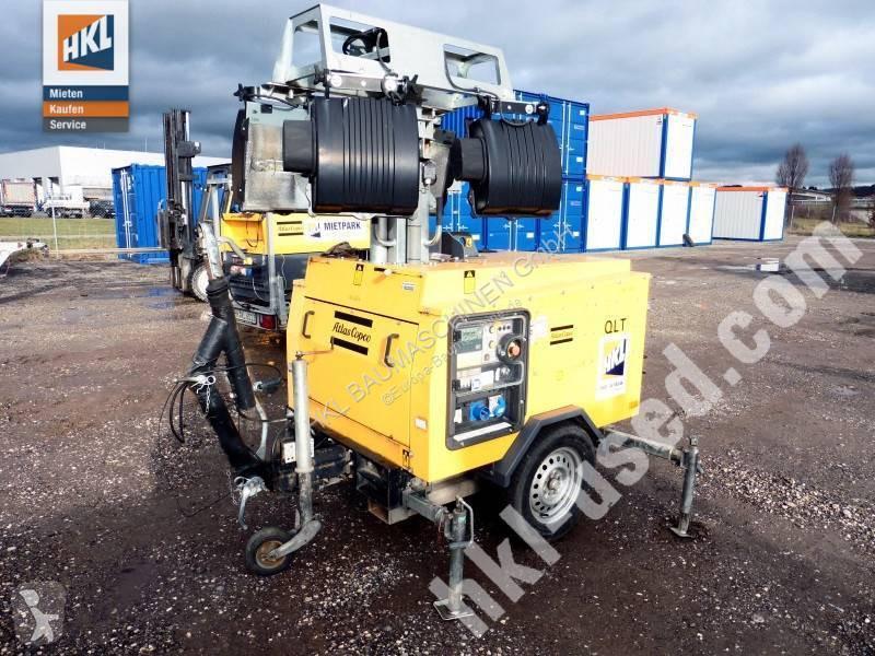 Matériel de chantier Atlas Copco QLT H40