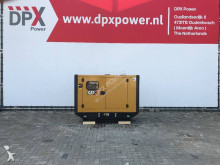 Caterpillar DE33E0 - 33 kVA Generator - DPX-18004 construction