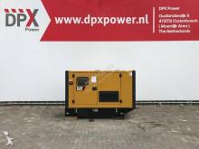 Caterpillar DE50E0 - 50 kVA Generator - DPX-18006 construction