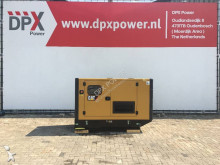 Caterpillar DE88E0 - 88 kVA Generator - DPX-18012 construction