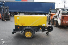 Atlas Copco XAS 66 DD construction
