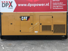 Caterpillar C18 - 605 kVA Generator - DPX-18028 construction