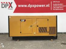 Caterpillar C9 - 300 kVA Generator - DPX-18021 construction