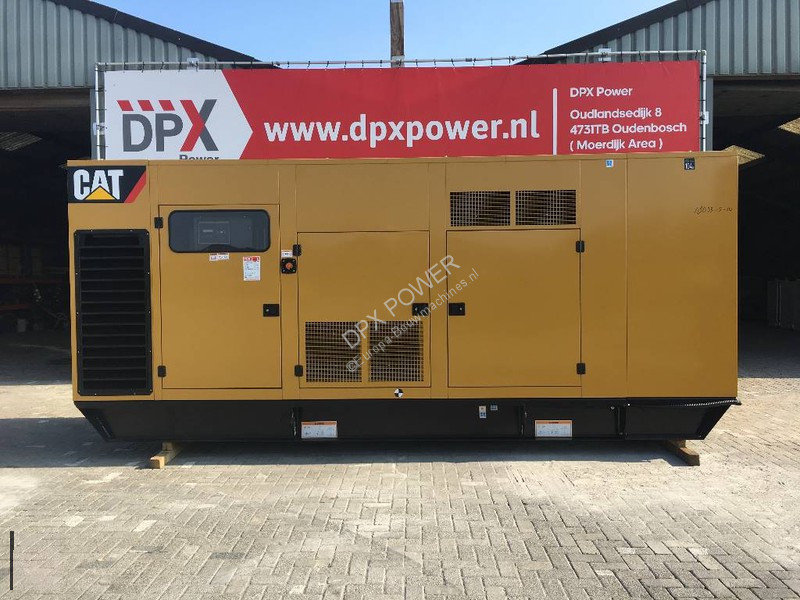 Utilaj de şantier Caterpillar 3412 - 800F - 800 kVA Generator - DPX-18031
