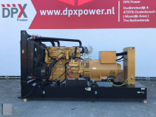 Caterpillar C18 - 715 kVA Open Generator set - DPX-18030-O construction