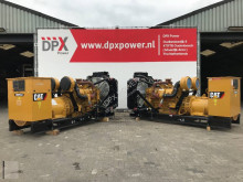 Caterpillar C32 - 1.100 kVA Generator - DPX-18034 construction