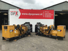 Caterpillar C32 - 1.250 kVA Generator - DPX-18035 construction