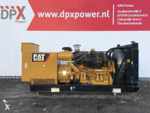 Caterpillar 3412 - 900F - 900 kVA Generator - DPX-11637 construction