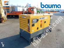 Atlas Copco QAS 40 KDS construction