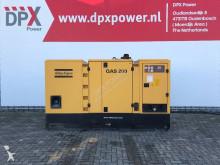 stavební vybavení elektrický agregát použitý