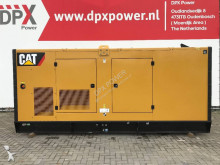 Caterpillar C13 - 400 kVA Generator - DPX-18023 construction