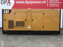 Caterpillar C13 - 450 kVA Generator - DPX-18024 construction