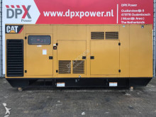 Caterpillar 3412 - 900F - 900 kVA Generator - DPX-11712 construction