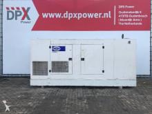 FG Wilson generator construction