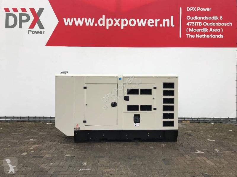 Utilaj de şantier Deutz WP4D108E200 - 110 kVA Generator - DPX-19504