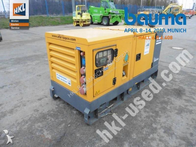 Atlas Copco QAS 40 KDS Baustellengerät