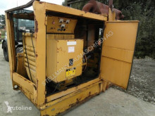 Caterpillar generator construction