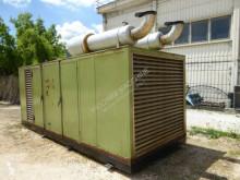 matériel de chantier groupe électrogène Perkins