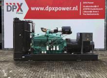 Cummins QSK78-G9 - 3.000 kVA Generator - DPX-15527 construction