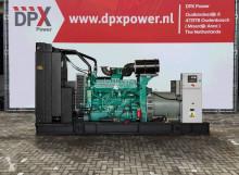 Cummins QST30-G4 - 1.100 kVA Generator - DPX-15520 construction