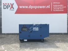 mezzo da cantiere SDMO J110 - 110 kVA Generator - DPX-17106