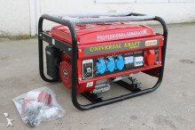 Universal Kraft UK6500W Generator construction
