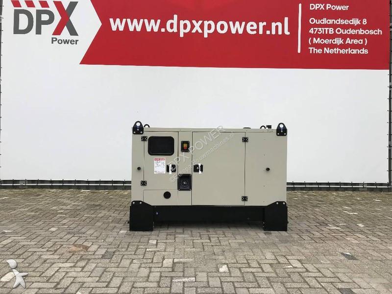 Matériel de chantier Perkins 1103A-33G - 33 kVA Generator - DPX-17651