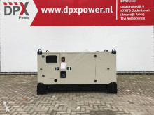 Perkins 1104C-44TAG2 - 110 kVA Generator - DPX-17656 construction