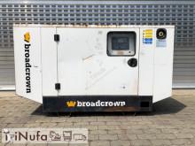 Mitsubishi BC7310 Stromerzeuger Notstrom Generator | 30 kVA | construction