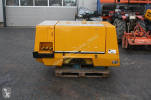 Atlas Copco XAS 60 DD construction