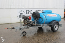 nc Cleanwell 21 150 High Pressure Cleaner Trailer