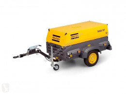 material de obra Atlas Copco XAS 97 DD - N WHEELS NEW