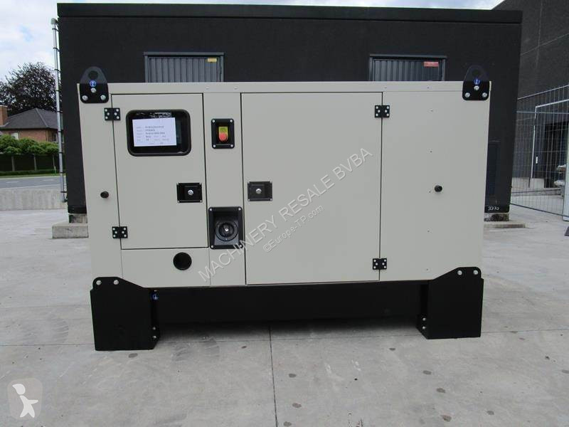 Matériel de chantier Perkins STAMFORD 30 kVA Noodaggregaat