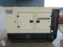 Doosan G60 construction