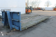 n/a Flatbed Container construction