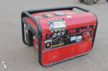 utilaj de şantier n/a OHV 7500 Generator