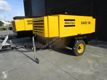 Atlas Copco XAHS 186 DD construction